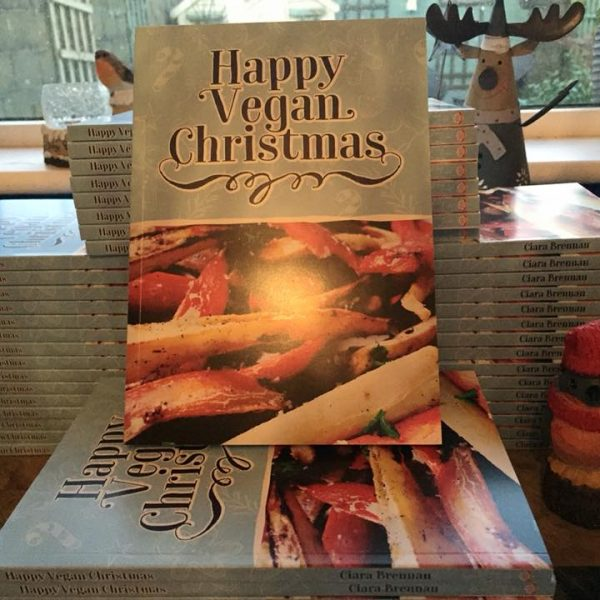 happy food at home for a vegan christmas